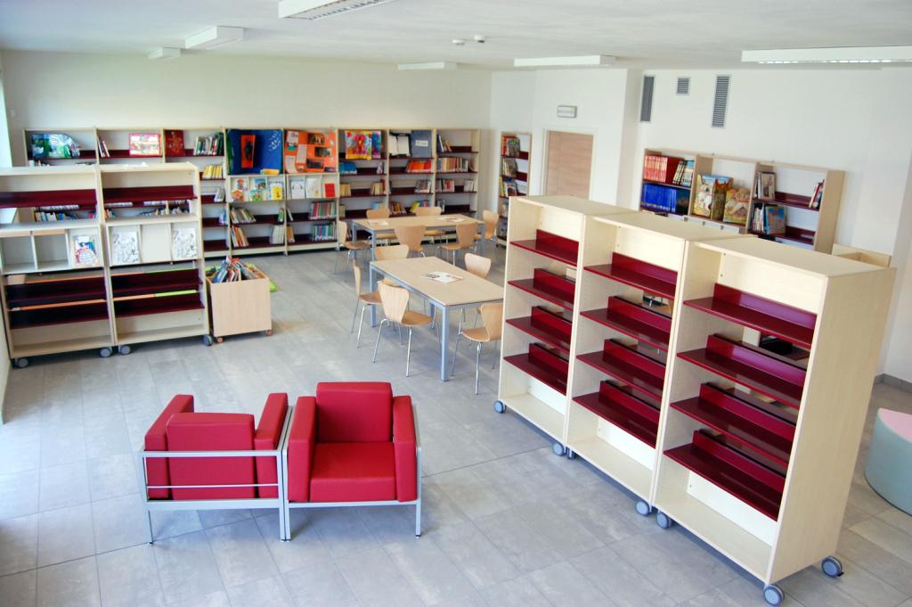 Arredi biblioteca for Arredi biblioteche